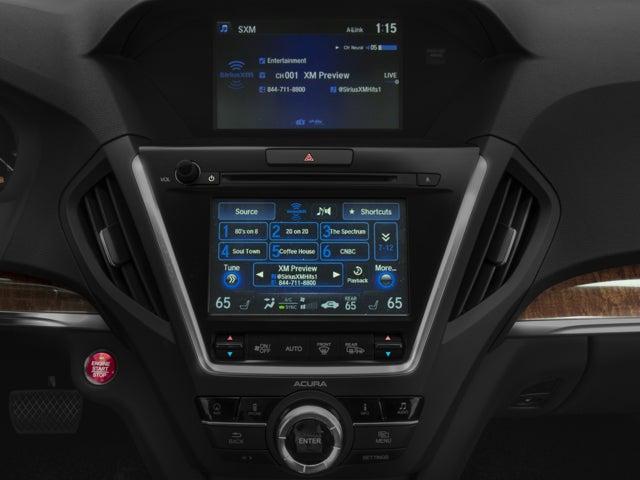 2017 Acura MDX with Technology Pkg - Middleton WI area Volkswagen dealer serving Middleton WI ...