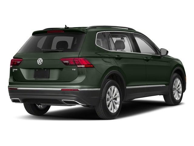 2018 Volkswagen Tiguan For Sale In Middleton WI | VW5459