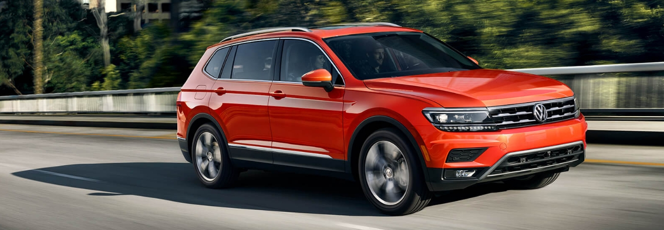 2019 Volkswagen Tiguan Highlights: Tech and Safety Systems