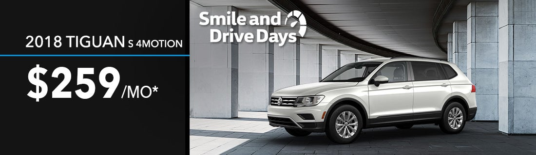New Volkswagen Specials & Incentives in Middleton WI | Madison